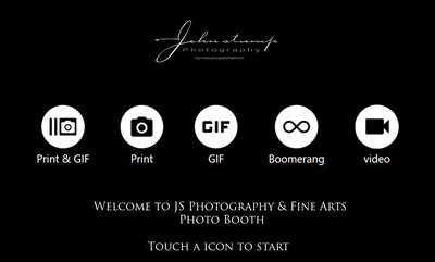 JS Photography & Fine Arts | JS Photo & Video Booth -